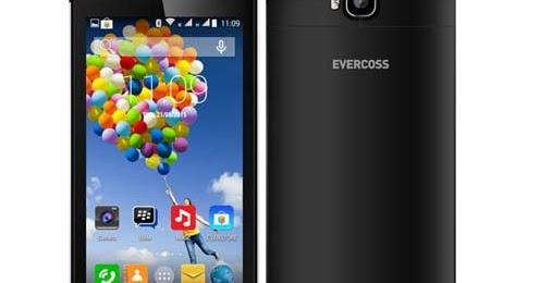 Spesifikasi Dan Harga Evercoss A74R Winner X2 Ponsel Android KitKat RAM 1 GB 700 Ribuan