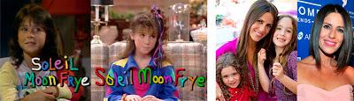 Antes y ahora de la actriz de Punky Brewster Soleil Moon Frye