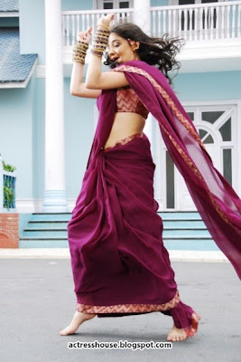 Rachana Malhotra hot seductive saree stills