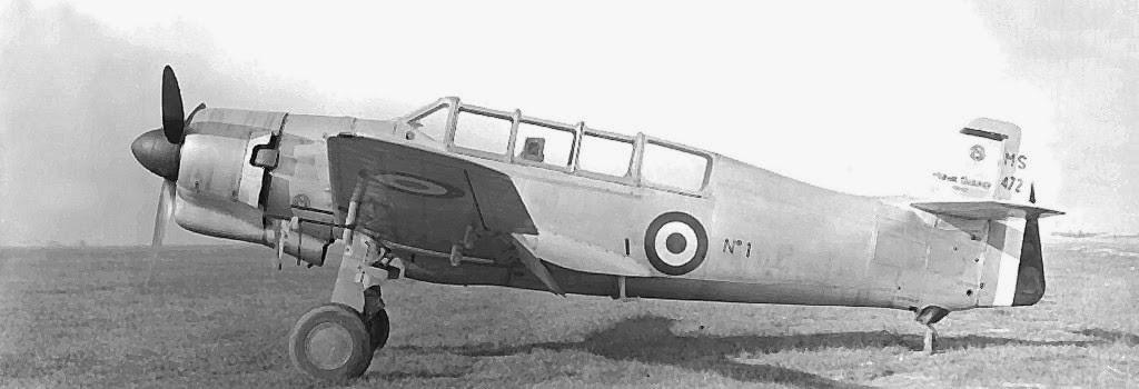Morane Saulnier 472