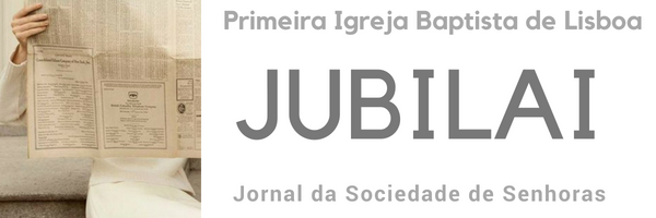 JUBILAI - Primeira Igreja Baptista de Lisboa