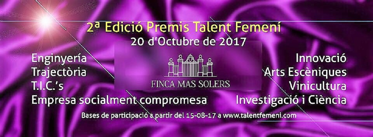 TALENT FEMENÍ