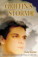 Griffin's Storm (Book Three)