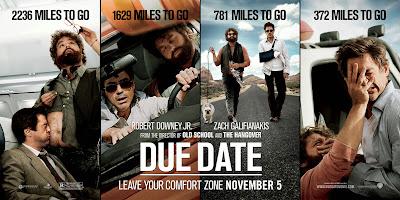 Filme comédia: Um parto de viagem