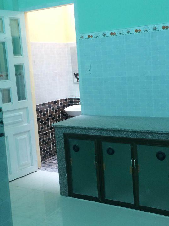 Hình ảnh không gian nhà bếp đẹp