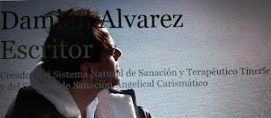 Damián Alvarez. Escritor