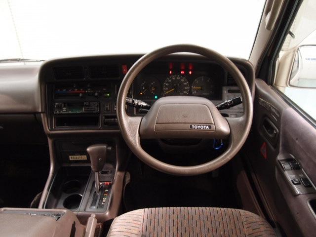 1993 Toyota Hiace Super Custom 4wd To Tanzania Japanese