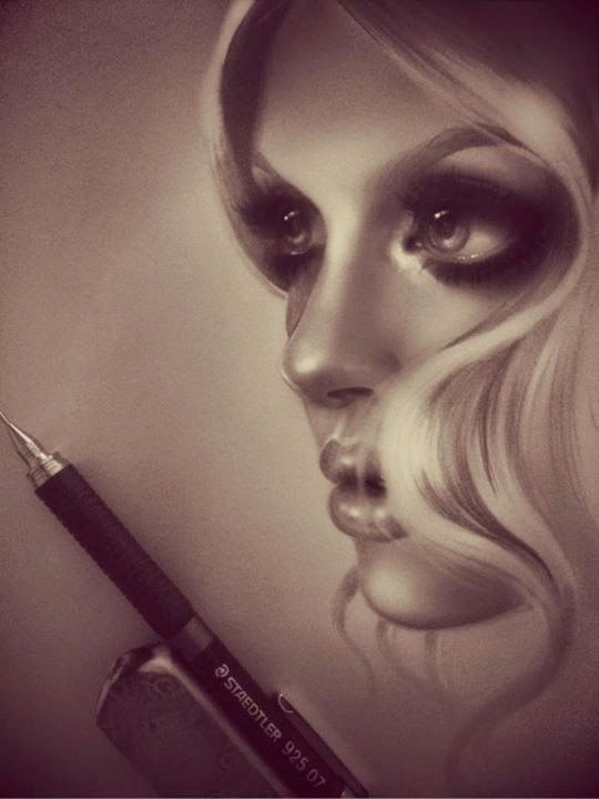 14-Rebecca-Blair-rbeccablair-Hyper-Realistic-Drawings-from-the-Heart-www-designstack-co