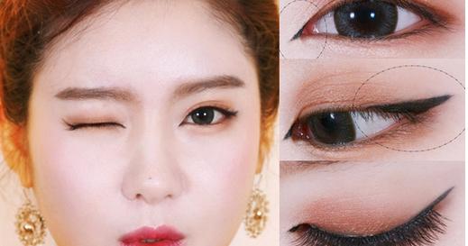 Zibees Com Fashion Guilt Diy Tips Asian Cat Eye
