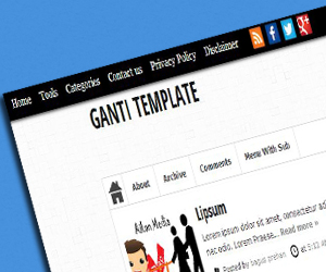 Cara Memasang Floating Menu Responsive di Blog