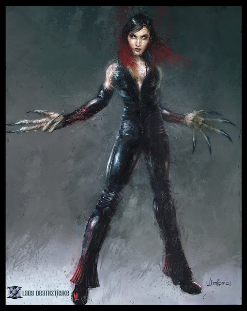 Lady Deathstrike Character Review - 1
