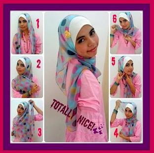 Kumpulan model hijab jilbab dian pelangi
