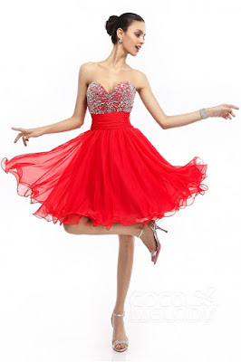 Beautiful Homecoming Dresses: Cocomelody