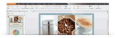 WPS Office 10 Business Presentation