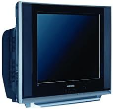 Televisi CRT Berwarna