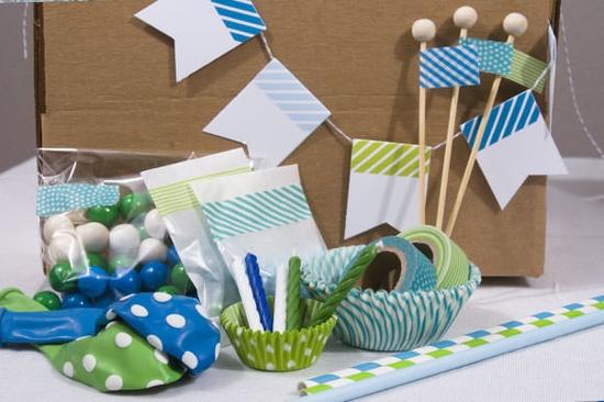 Ideas con washi tape