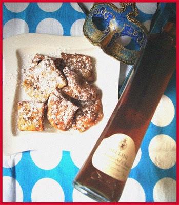 Cenci carnevale vin santo Cantine Bellini
