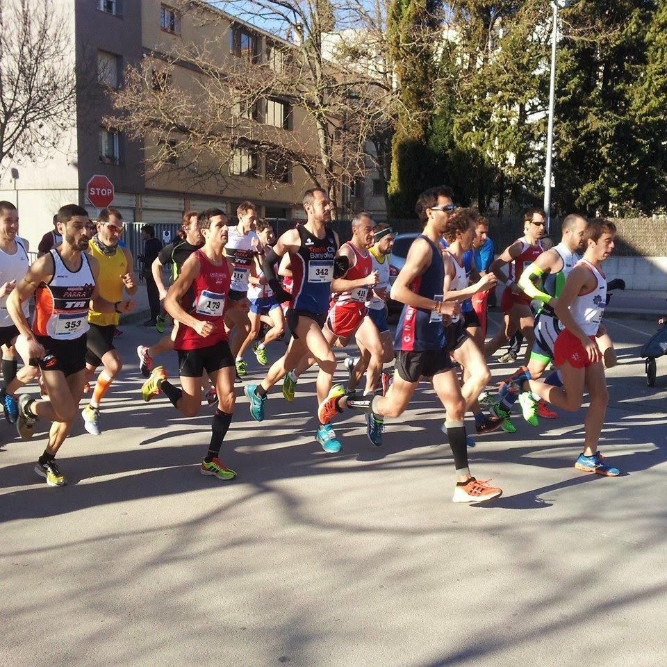 Fotos mitja marato banyoles 38