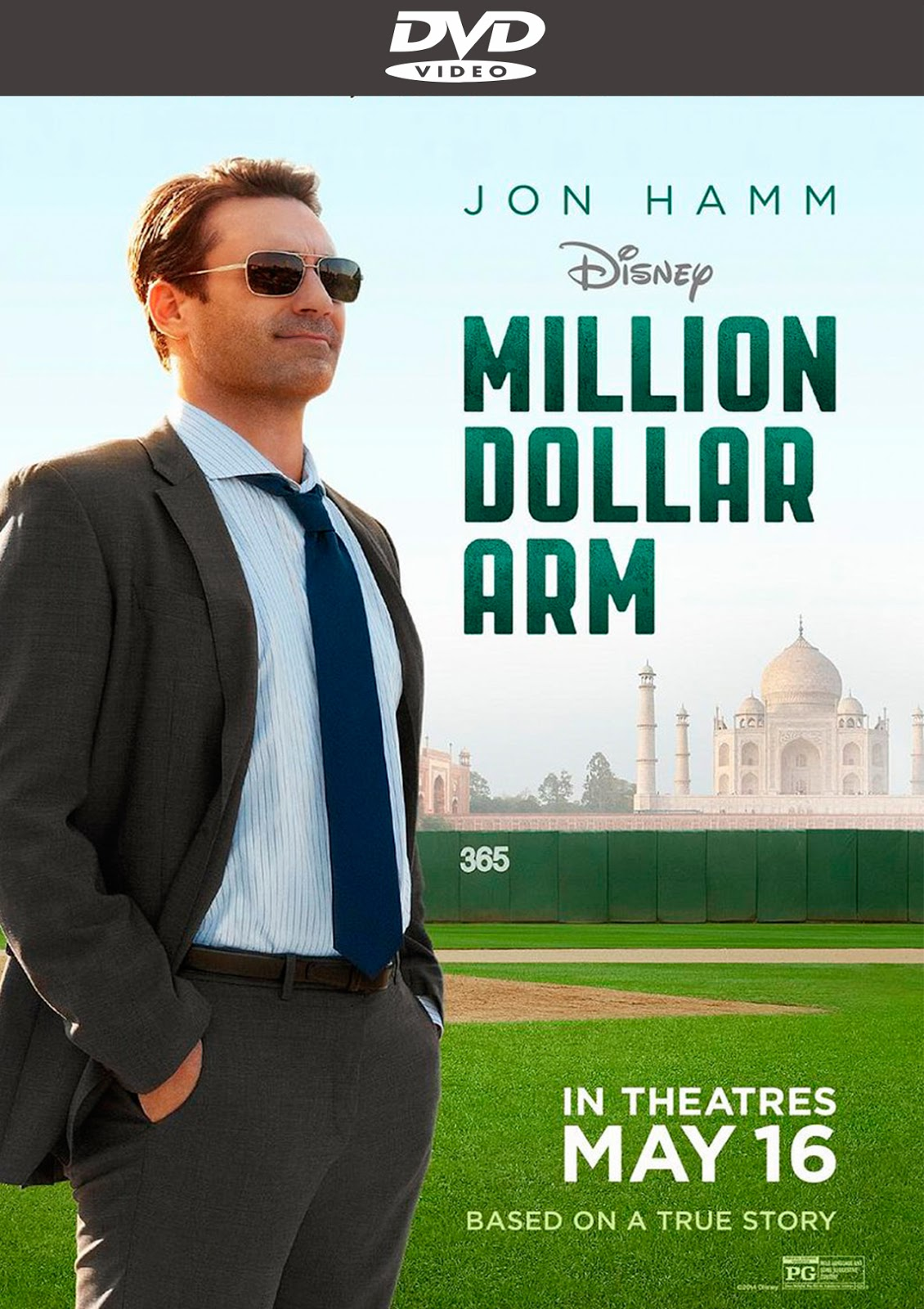 Million Dollar Arm [2014] [Latino/Ingles]