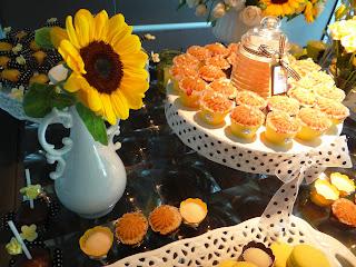 Chá de cozinha de Nana >>> Tema Abelhinhas!!!