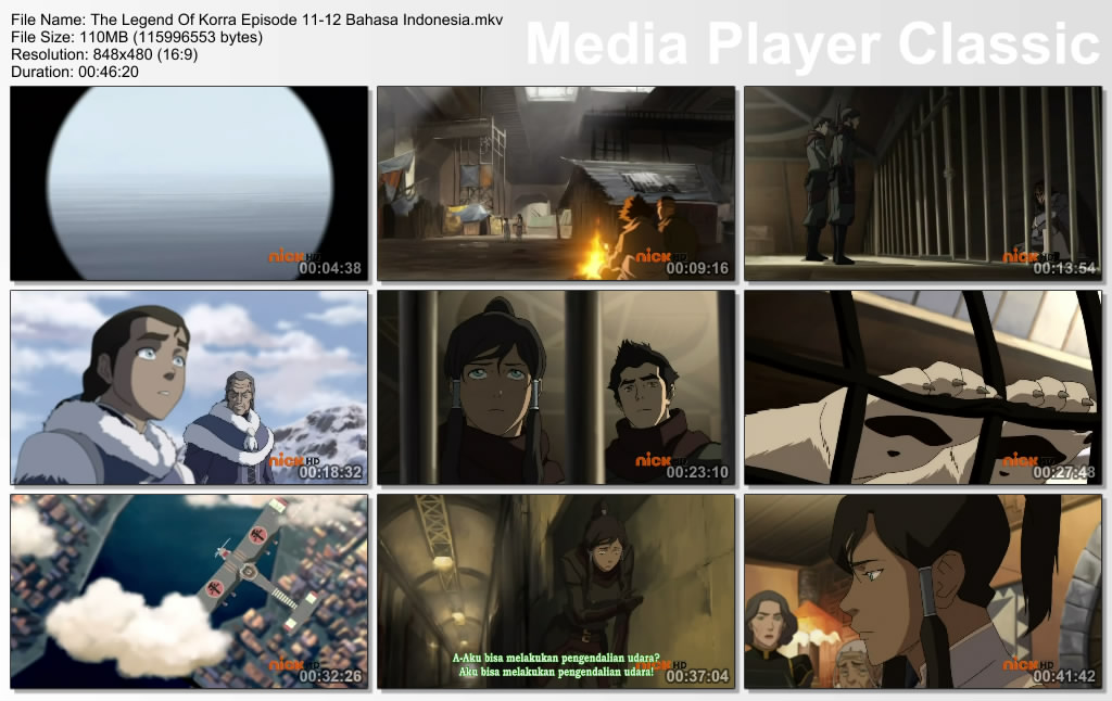 Download film anime avatar the legend of korra episode 11 12