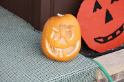 Angie's week of carving churned out some pretty crazy creations