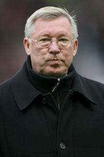 Sir Alex Ferguson Pensiun
