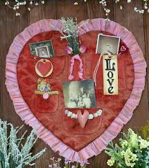 Valentine treasure pocket
