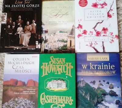 Wymienię książki