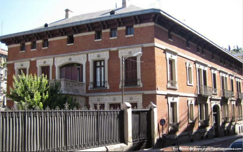 Palacio Santa Bárbara