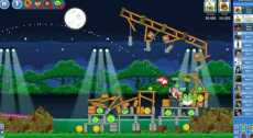 Angry Birds en Facebook: Angry Birds Friends