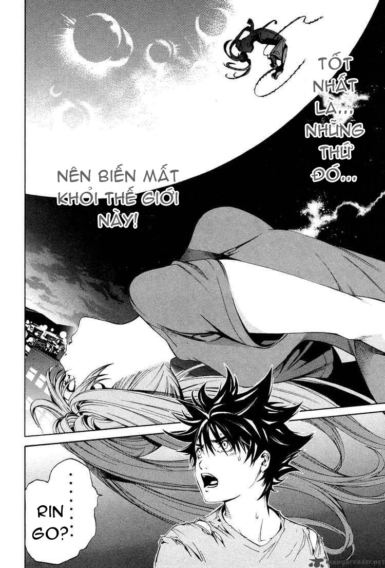 Air Gear Chap 135