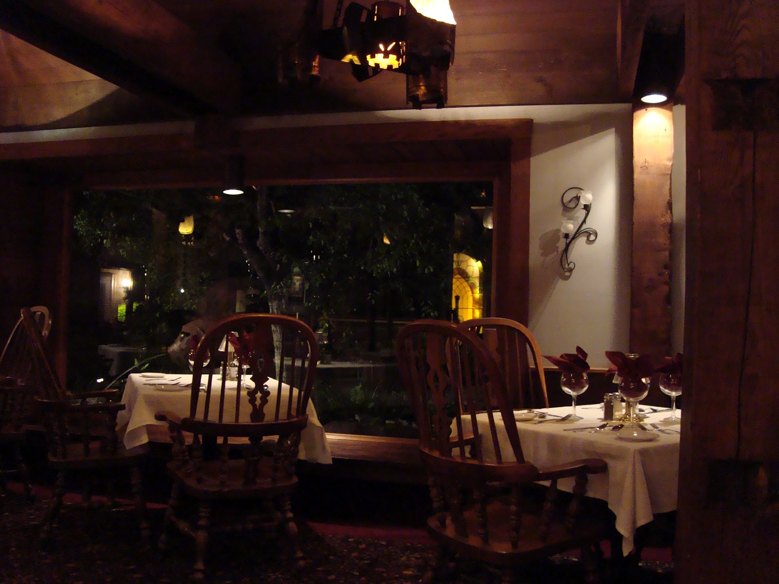 Wisconsin Supper Club Extinction and The English Inn