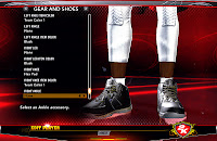 NBA 2K13 Long Hexpads