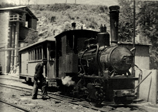 locomotora  empalme pobla lillet