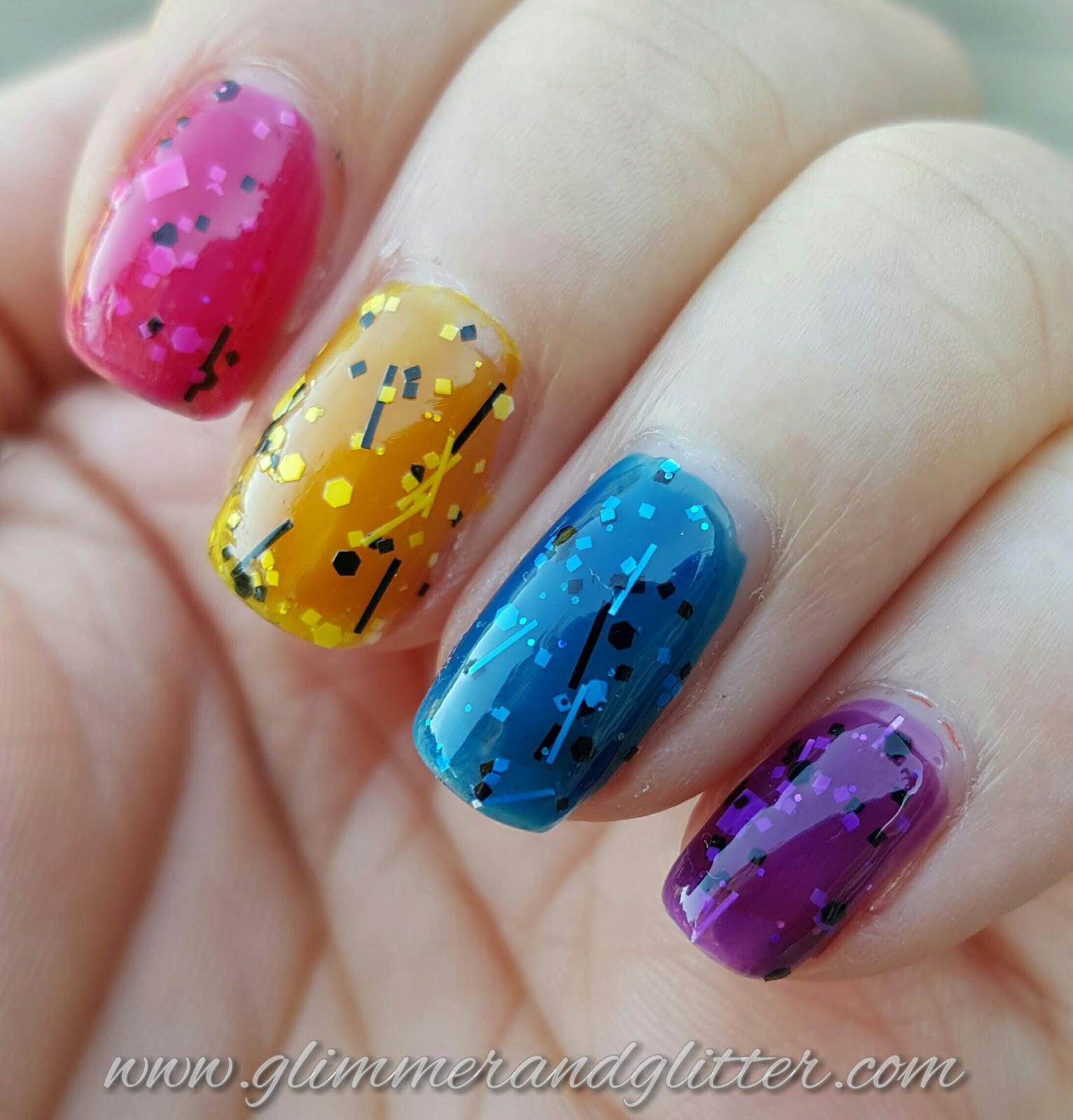 Glimmer and Glitter - A Nail Polish Blog
