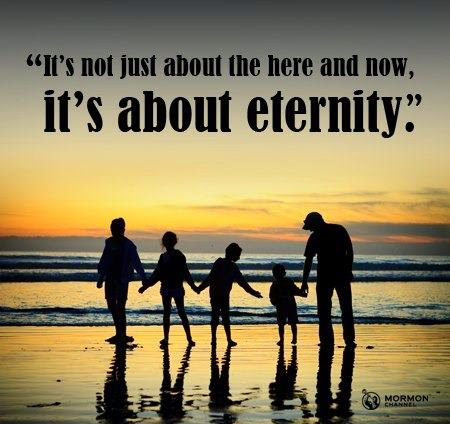 It's About Eternity