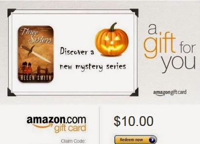 Discover a new mystery series