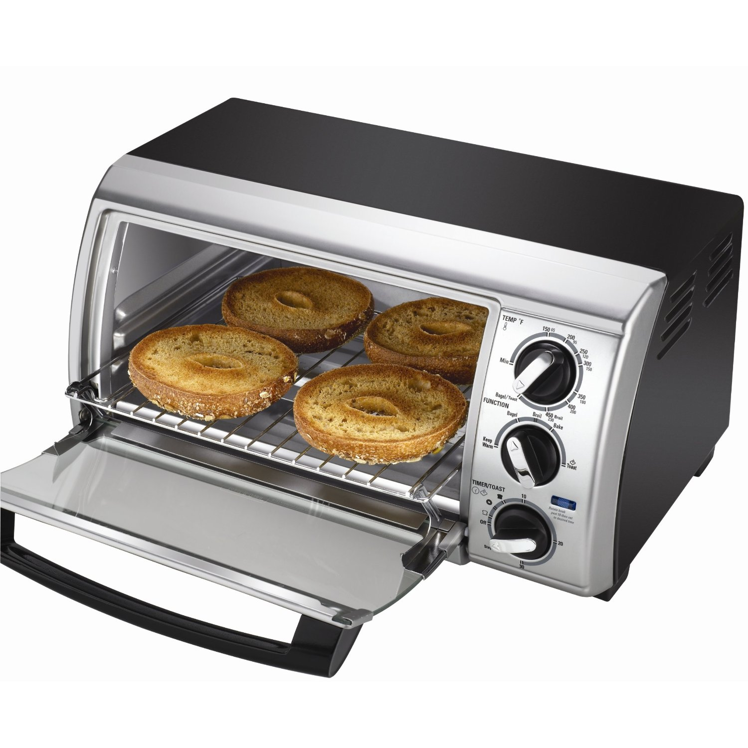Countertop Oven Toaster : ... appliance packages: TRO480BS Toast-R-Oven Toaster Oven by Black Decker