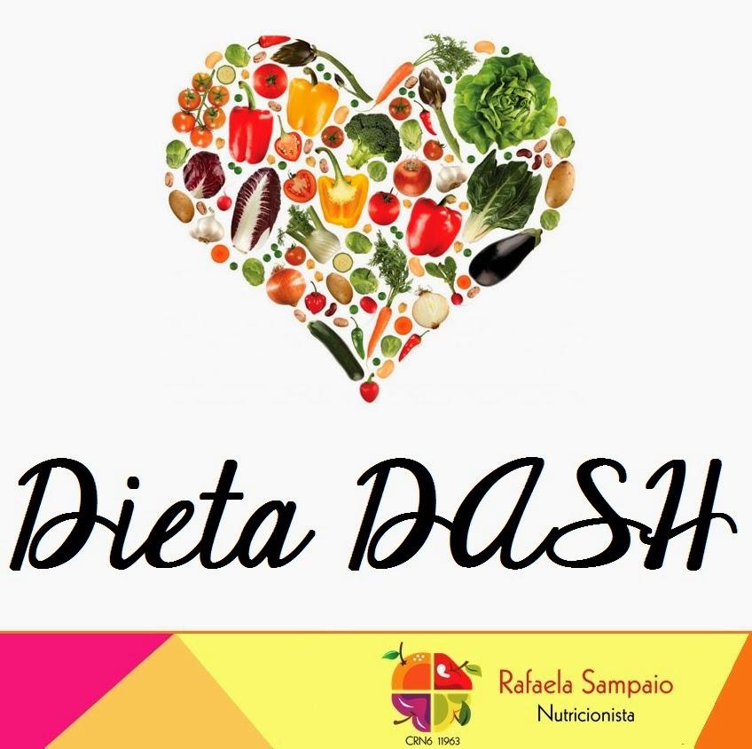 Dieta Dash Hipertensão