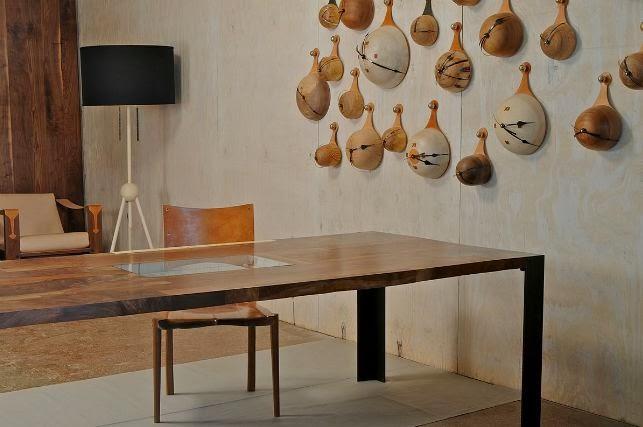 Arredo in artista falegname con legno di recupero - Oggetti di metallo in casa ...