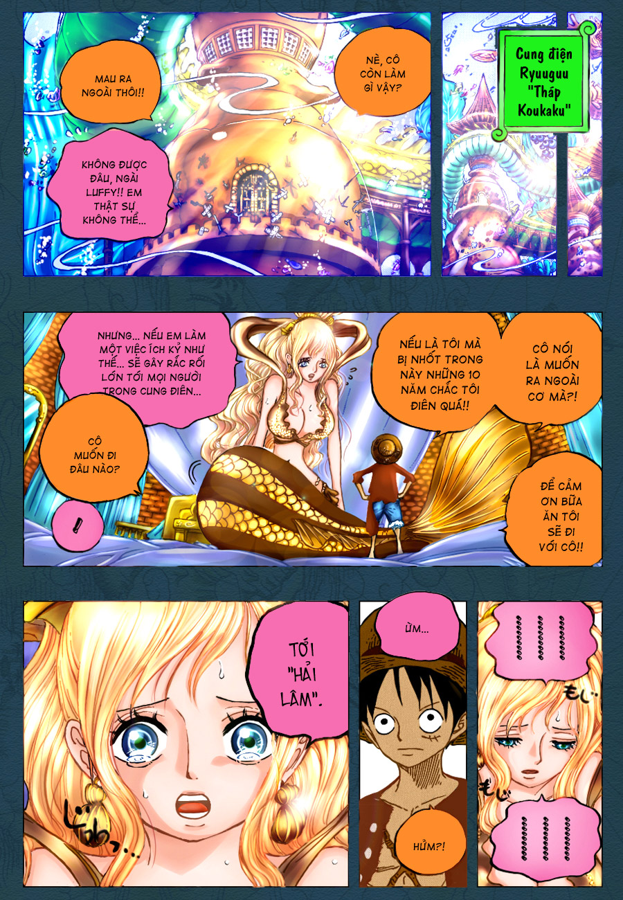 614 10, One Piece chap 615    NarutoSub