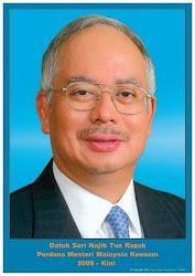 Perdana Menteri Malaysia Keenam