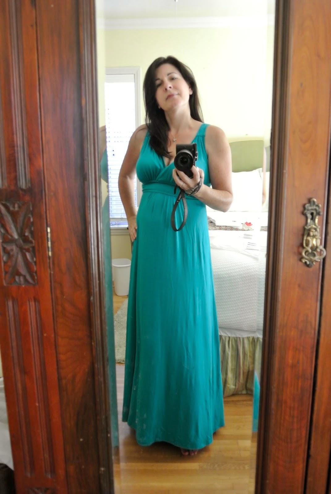 Loveappella carlita maxi dress