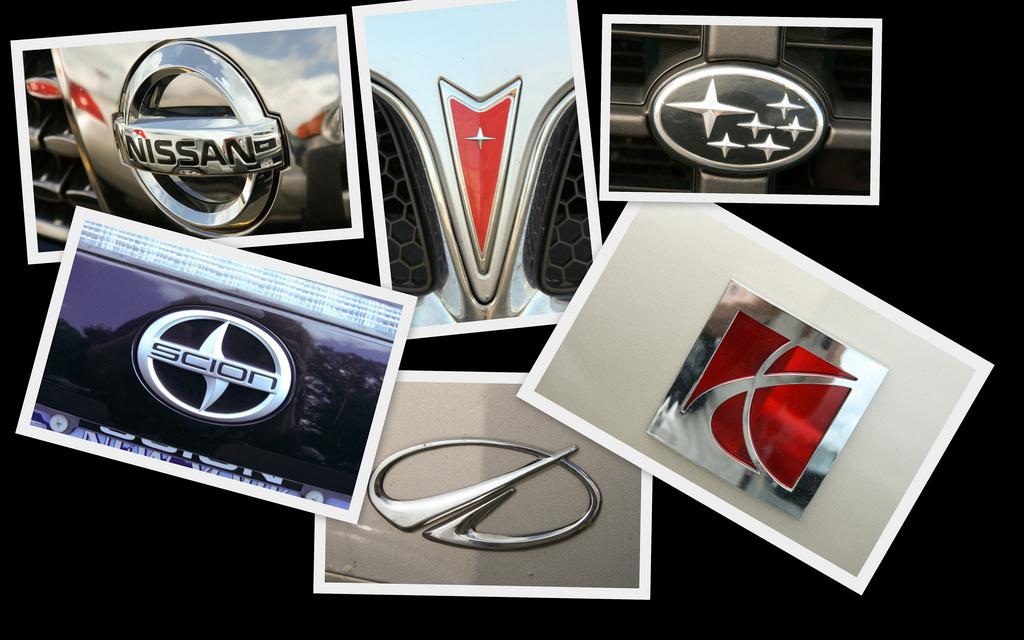History Of All Logos All Subaru Logos