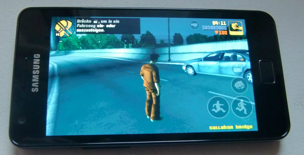 SAMSUNG GALAXY ACE İÇİN GTA 3 HEMDE APK + SD CARD TORRENT