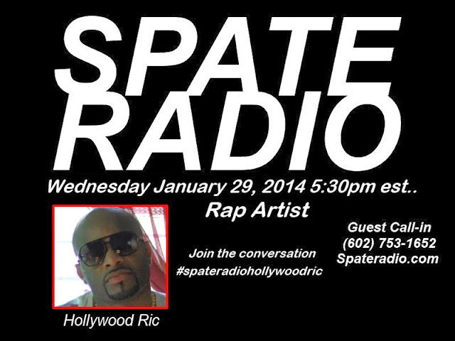 spateradio hollywood ric