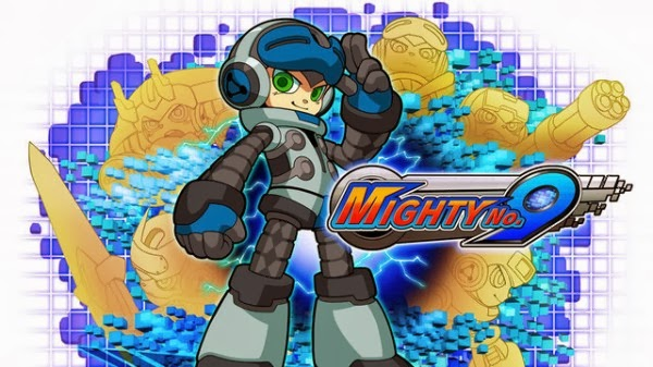 Listen Mighty No. First sighting. 9! Arcade Game Fun