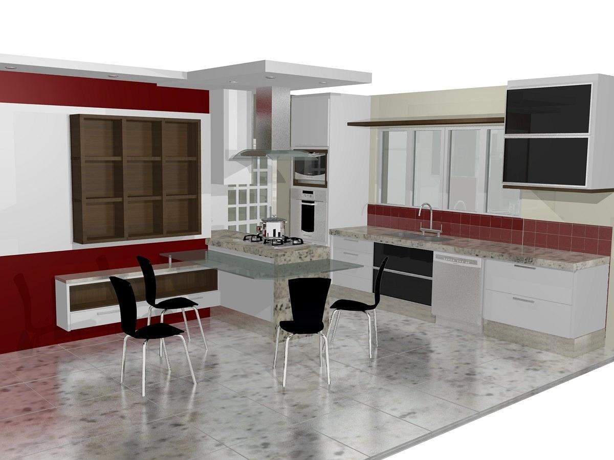 #622724  PROJETOS (11) 3976 8616: cozinha planejadas pequenas decorada 1200x900 px Projetos Cozinhas Planejadas Pequenas #105 imagens