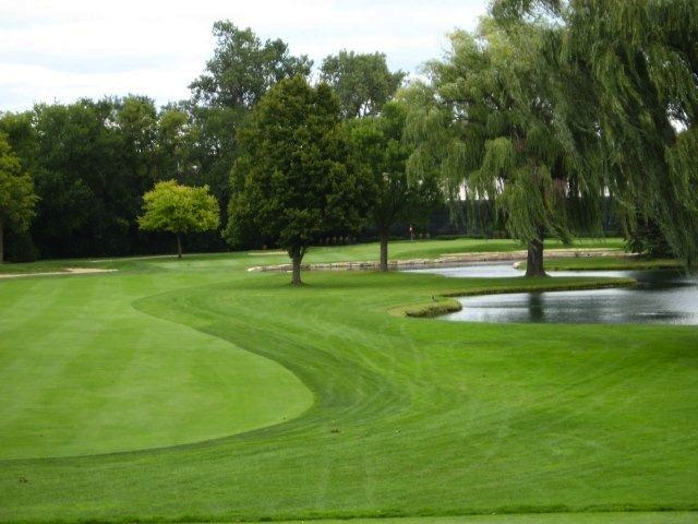 Ridgemoor Country Club Golf Course Maintenance
